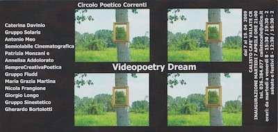 Videopoetry Dream