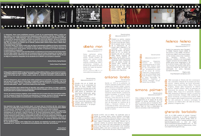 las formas del verbo 2008 - programma