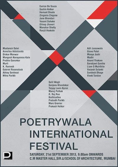 Poetrywala Mumbai 2013